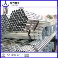 Buy cheap Construction Galvanized Steel Pipe Low Cost Price  Manufacturers & Galvanized Steel Tube Suppliers from wholesalers