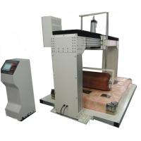 China Innerspring Box Spring Mattress Testing Machine ASTM F1566  With Servo Actuator on sale