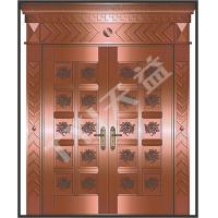Buy cheap copper clad doors for villas and apartments from wholesalers
