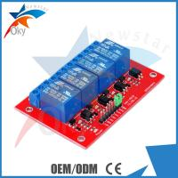 Buy cheap 5V/12V 4 Channel Relay Module/Expansion Board for Arduino(Red Board) from wholesalers