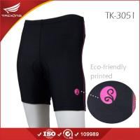 Buy cheap 2015 breathable short cycling pants women from wholesalers