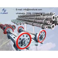 Buy cheap high quality centrifugal concrete pole mould ,concrete pole plant from wholesalers