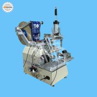 Buy cheap Semi-automatic plane labeling machine plus coder from wholesalers