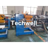Buy cheap Manual Decoiler / Uncoiler , Umbrella Type With Manual Expanding & Passive Uncoil For 5 Ton from wholesalers