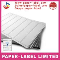 Buy cheap Label Dimensions: 105mm x 74mm Software Compatible Codes: 3427, DPS08 A4 labels from wholesalers