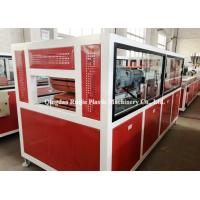 Buy cheap WPC Wall Panel Production Line , Sound Absorbing Paper PVC Ceiling Making Machine from wholesalers