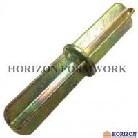 Buy cheap Steel Tube Connector Scaffolding Connecting Pin Cast Iron Material OEM Available from wholesalers