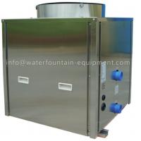 Buy cheap CE Approved Swimming Pool Water Heater For Home / Villa / School / Hotel from wholesalers