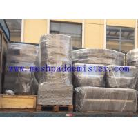 Buy cheap ISO Distillation Packing Shipment With Wire Mesh Demister Pad In One Order from wholesalers