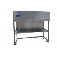 Buy cheap SUS 304 Sterilizing Clean Bench Laminar Flow Cabinet With UV Lamp product