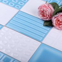 Buy cheap Kitchen Colorful Kitchen Wall Tiles Light Blue Glazed Ceramic Tile 4.7 X 7 Inch product