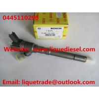Buy cheap BOSCH Injector 0445110290 / 0445110126 for HYUNDAI KIA 33800-27900/33800-21900/33800-27000 from wholesalers