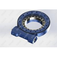 Buy cheap SE / VE / SDE Slew Drive Gearbox With 24 VDC Brushed / Brushless Planetary Gear Motors product