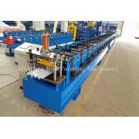 Buy cheap Steel Plate roof sheet making machine , Wall Panel Forming Machine With Hydraulic Decoiler from wholesalers