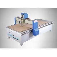 Buy cheap Stainless Steel Water Slot Automatic CNC Wood Carving Machine 1.5kw Easy To Operate from wholesalers