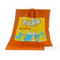 Buy cheap 100% Cotton Personalized Beach Towels For Kids Different Color from wholesalers