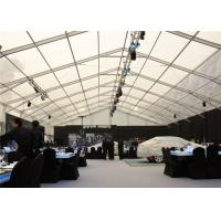 Buy cheap Car Promotional Exhibition Stand Tent Multi Sizes Wirerope Further Strengthened from wholesalers