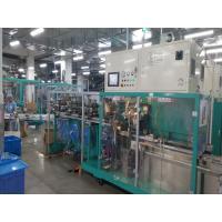 Full servo Sanitary Napkin Packing Machine Mitsubishi Controlling PLC