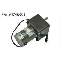 Buy cheap 94746001 Plotter Parts MOTOR ASSY DC Gear PAPER Feed , Especially Suitable For Gerber Plotter XLP60 product