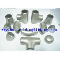 Buy cheap Copper Nickel 90/10 Pipe Fittings Concentric / Eccentric Reducer from wholesalers