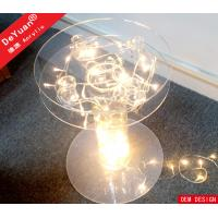 Buy cheap LED Lighting Acrylic Holder Stand Crystal Cake Stand Round For Party from wholesalers