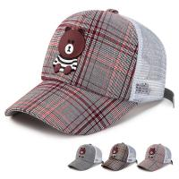 Buy cheap New Top Design Adjustable Baseball hat Fashion  Snapback Baseball Hat Cap For men Grid cloth  size 57-60 from wholesalers