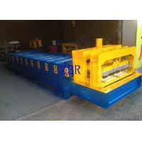 Buy cheap High Speed Arc Glazed Tile Roll Forming Machine 60Hz 5T Loading capacity product