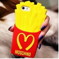 Buy cheap Mcdonald's silicone phone case for iphone/samsung from wholesalers