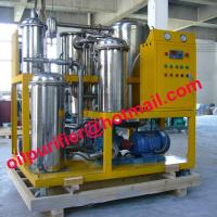 Buy cheap hydraulic oil purification machine, waste hydraulic oil filtration Plant, Vacuum oil Purifier,clean,recondition factory from wholesalers