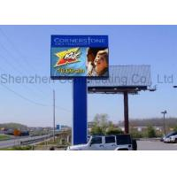 Buy cheap P10 SMD Led Display Video 10mm Led Advertising Screens 3G Wifi Remote Control from wholesalers