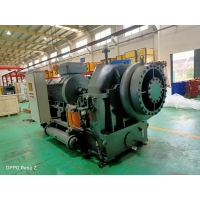 Buy cheap Horizontal Oil Free 1050KW 132m³/Min Turbo Air Compressor from wholesalers