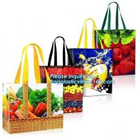 Buy cheap Chinese suppliers custom printed shopping portable hand non woven bag with print logo, Promotional Cheap Customized Recy from wholesalers