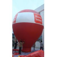 Buy cheap Red Promotion Inflatable Advertising Products , Advertising Balloons For Rent from wholesalers