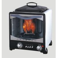 Buy cheap 18L Vertical rotisserie oven kitchen electric oven with BBQ from wholesalers