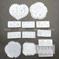 China 12 Designs Nails Beauty Silicone Mould For 3D Art Nails Sculpting Tool Form on sale