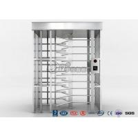 Buy cheap Single Channel Full High Turnstile / High Security Turnstile with 304 Stainless Steel Housing product