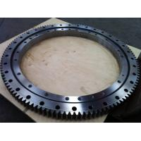 Buy cheap dredger slewing bearing, China 50Mn slewing ring, turntable bearing for dredge boat from wholesalers