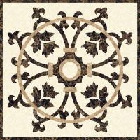 Buy cheap Polished Pattern Carpet Tiles PH004-1212 from wholesalers