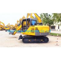 Buy cheap XCMG Bucket Diesel 0.34m³ Hydraulic Crawler Excavator XE80 for Construction Engine Model is CumminisB3.3 from wholesalers
