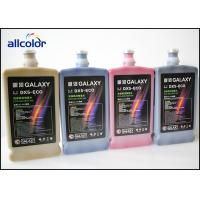 Buy cheap Original Galaxy Dx5 Eco Solvent Ink 1000ml For Epson DX5 / DX7 Head Printer from wholesalers