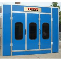 Buy cheap Professional Industrial Infrared Paint Spray Booth With 6900*3900*2600 mm from wholesalers