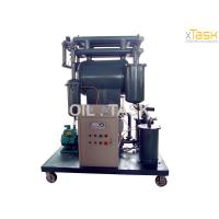 Buy cheap Single Stage Insulation Oil Purification and Transformer Oil Filtration Equipment ZY-100(6000LPH) from wholesalers