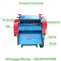 Buy cheap Best prices new style waste copper wire cable stripping machine from wholesalers