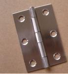 Buy cheap Iron Door Window Hardware , Small  Security External Door Hinges For Bedroom from wholesalers