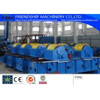 Buy cheap Fit Up Rolls Welding Rotators Welding Machine For Align And Assembling Shell To Shell product