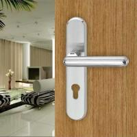 Buy cheap Zamac Entrance Door Handle (U531-170NB) product