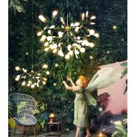 Buy cheap New Design Remote Led Chandelier Light Tree Leaf Firefly Chandelier Pendant Ceiling Lamp For Living Room Dimming Lustre from wholesalers