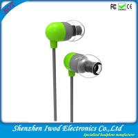 Buy cheap 2014 coolest fashionable item branded handsfree communication flat cable earphone for promotion from wholesalers