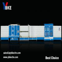 Buy cheap Double glazing unit making glass washing machine with press line from wholesalers