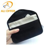 Buy cheap Mobile Phone RF Signal Shielding Blocking Jammer Bag Pouch Case 6 Inch for Samsung S6 iPhone 6S 6 SE Anti-Radiation from wholesalers